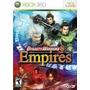Dynasty Warriors 6 Empires Para Xbox 360