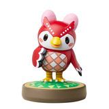 Figura Amiibo Celeste Serie Animal Crossing Nintendo Wii U