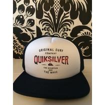 Gorra Quicksilver Cachucha Original 100%