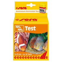 Test Amonia-amoniaco Marca Sera Alemania