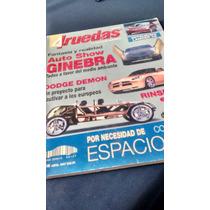 4 Ruedas - Auto Show Ginebra