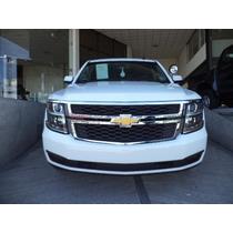 Chevrolet Tahoe Police 2016 Blanco