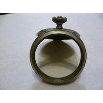Antigua Caja Para Reloj De Bolsillo Marca Junghans