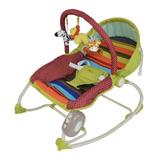 Silla Mecedora Bebé Safari,vibra,música,juguetes | Bambineto