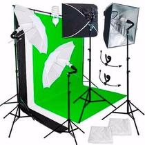 Estudio Iluminacion Softbox Fotografico Fotografia Foto Hm4
