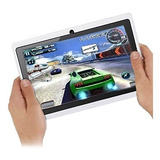 Tablet Android Pantalla 7 Quadcore Doble Camara Con Flash