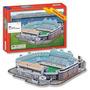 Zb190 Estadio Mestalla Valencia 3d Rompecabezas 120 Pzs C&h