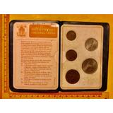 Primeras Monedas Decimales Inglesas 15 Febrero 1971