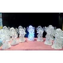 Angel Decorativo Con Luces De Iluminacion