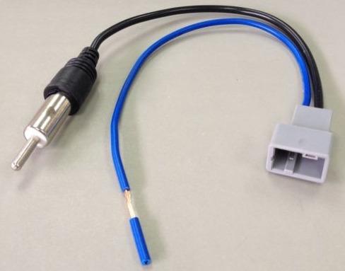 Cable adaptador de antena p honda crosstour a o 2010 a for Precio cable antena