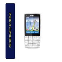Celular Nokia X3-02 Touch And Type Bluethoot Cám 5mp Mp3 Mp4
