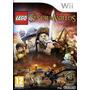 Lego El Señor De Los Anillos Nintendo Wii Nuevo Sellado Fn4