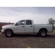 Ram 1500, Doble Cabina, Pickup, Slt 4x2 A/a Motor 4.7l