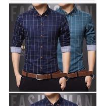 Camisas Caballero Moda Asíatica 2015 Coreana Japonesa China
