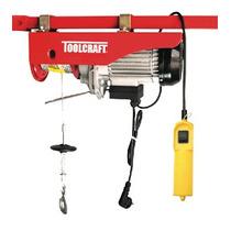 Polipasto Electrico 300-600 K Toolcraft Malacate