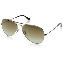 Ray Ban Aviator Gradient 3025 001/51 Marrón Claro Degradado