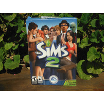 The Sims 2 Para Pc (4 Discos) Completo