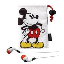 Mickey Mouse De Aislamiento De Ruido Auriculares Con Travel