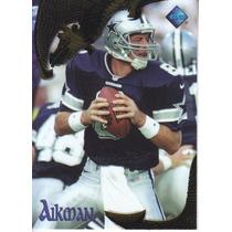 1997 Excalibur Troy Aikman Qb Cowboys