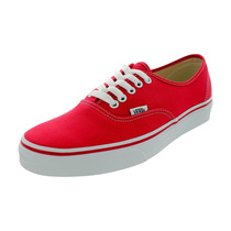 Tenis Vans Authentic Clásicos Rojos Vn-0ee3red Originales