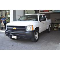 Chevrolet Silverado Doble Cabina 4x4