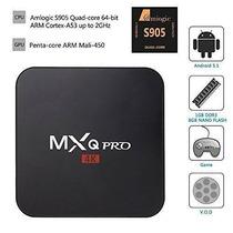 Mxq Pro Tv Boxandroid Televisión Boxkodi Pre Instalado Amlog
