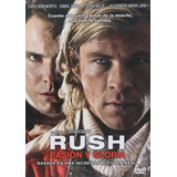 Rush Pasion Y Gloria Chris Hemsworth Pelicula Original Dvd