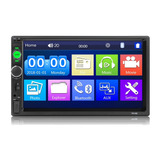Autoestereo Hd Touch 7 Mirrorlink Bluetooth Camara Reversa