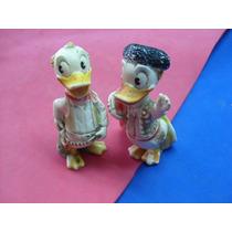 Pato Donald, Juguete Plastico, 50´s