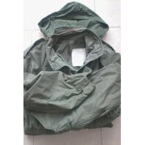 Chamarra M65 Verde Olivo Autentica Us Army Small Xshort