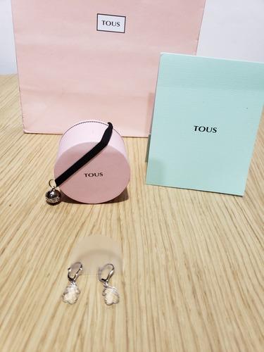 8110f3354284 Aretes Tous Ice Oro Oso Tous 100% Original Tous Tiffany Tous