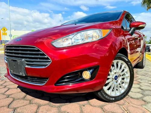 Ford Fiesta 1.6 Titanium Sedan  2016 Autos Usados Puebla