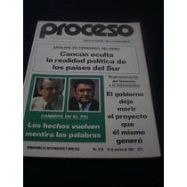 Proceso - Cancún Oculta La Realidad Política... N° 259