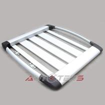 Canastilla Porta Equipaje 139x99 Llave Aluminio Oval