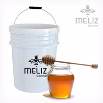 Miel De Abeja 100% Pura, No Adulterada 19lts-27kg Multiflora