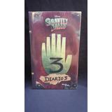 Gravity Falls Diario 3 Español +pluma Tinta Invisible+luz Uv