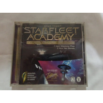 Pc Game Star Trek Starfleet Academy - Chekovs Lost Missions