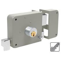Cerradura De Sobreponer Instala-facil Derecha Hermex 43585