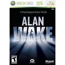 Alan Wake Xbox 360 Codigo Descargable