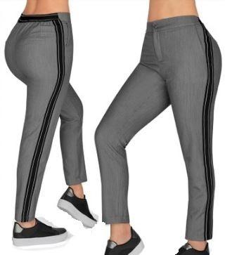 Cklass Pantalon Dama Vestir Moderno Elegante Mod175 79 En