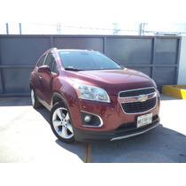 Chevrolet Trax Ltz 2014 Rojo Qc
