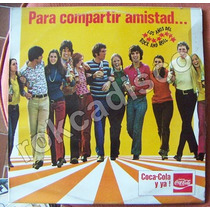 Coca Cola, Los Años Del Rock And Roll, Lp 12´, Teen Tops