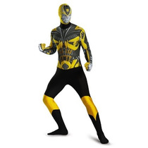 Disfraz Bumblebee Transformers Hasbro Original Halloween