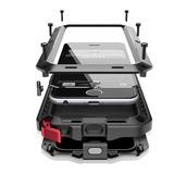 Funda iPhone 11 Pro Max Y 11 Armor Uso Rudo Protector +mica