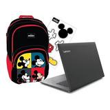 Combo 1 Box Mickey Ideapad 330 14ast Amd A4 4g 500g-backpack