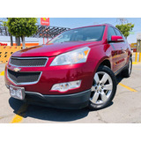 Chevrolet Traverse C Aa At 2011 Remato Autos En Puebla