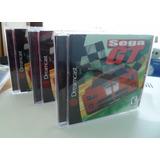 Lote De Video Juegos De Sega Dreamcast Paquete