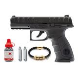 Pistola Balines Beretta Apx Blowback Co2 .177 Bbs Postas Mxp