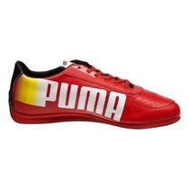 Tenis Puma Evospeed F1 Ferrari 1.2 Choclo Rojo 2013 Vv4