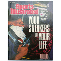 Sports Ilustred Diego Maradona Your Sneakers Or Your Life 90